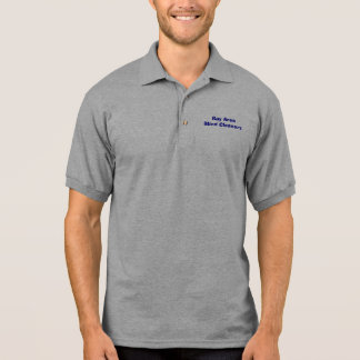 湾区域のブラインドの洗剤 ポロシャツ