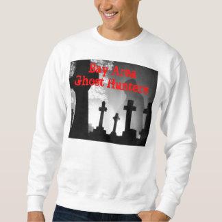 湾区域の幽霊のハンター スウェットシャツ