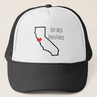 湾区域のBorn&Bredの帽子 キャップ