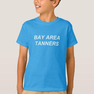 湾区域のTannersの子供のTシャツ Tシャツ