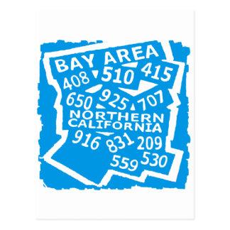 湾区域 -- Apprell ポストカード