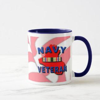 湾岸戦争のキャンペーンリボン、海軍 マグカップ