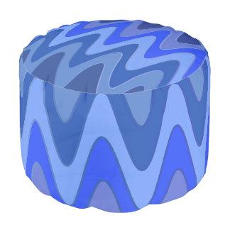 湾曲は青を振ります + あなたのアイディア プーフ