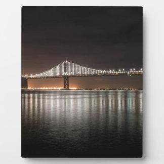 湾橋 フォトプラーク