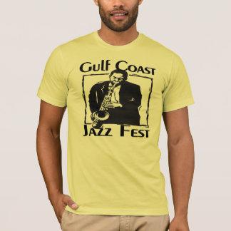 湾海岸ジャズ Tシャツ