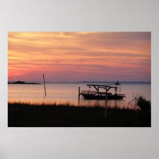 湾SHRIMPER ポスター