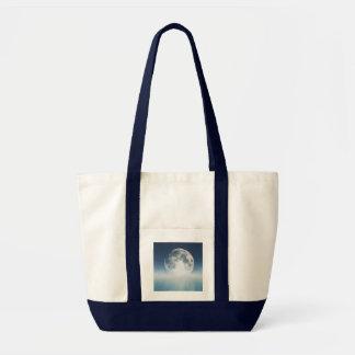 満月のバッグ トートバッグ