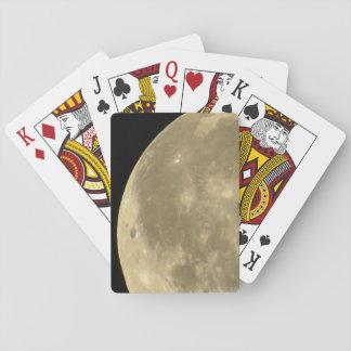 満月の写真のトランプ トランプ