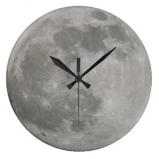 満月の時計 ラージ壁時計