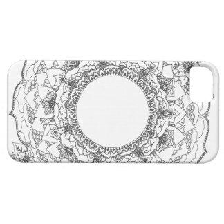 満月の曼荼羅 iPhone SE/5/5s ケース