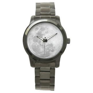 満月の腕時計 腕時計