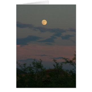 満月のovweスコッツデール カード