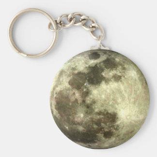 満月 キーホルダー