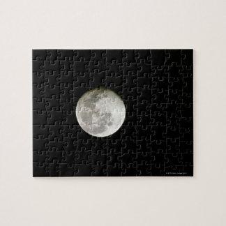 満月 ジグソーパズル