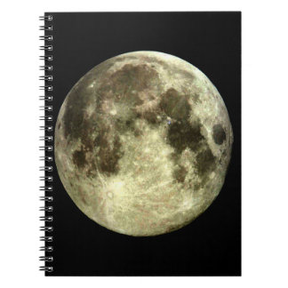 満月 ノートブック