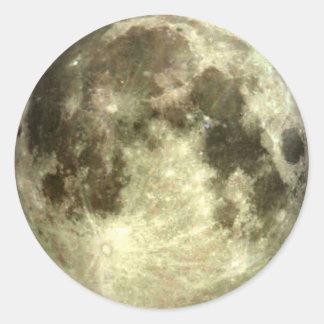 満月 ラウンドシール