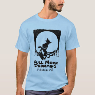 満月Missoula Tシャツ