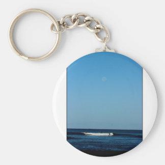 満月MRN'SURF ベーシック丸型缶キーホルダー