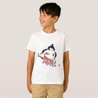準備ができた相撲! Tシャツ