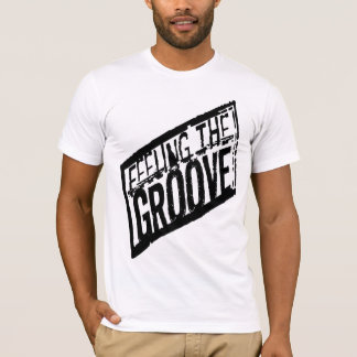 溝を感じること Tシャツ