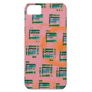 溶かされたマザーボード iPhone SE/5/5s ケース