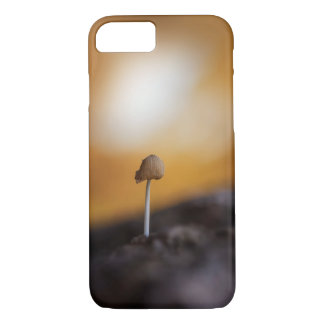 溶けるきのこ iPhone 7ケース