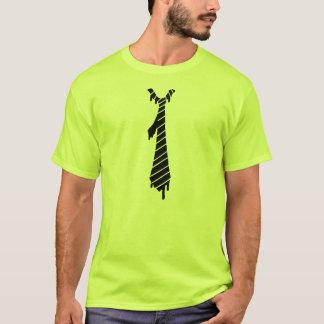溶けるネクタイ Tシャツ