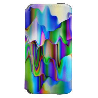 溶ける虹のアイスクリーム INCIPIO WATSON™ iPhone 6 ウォレットケース