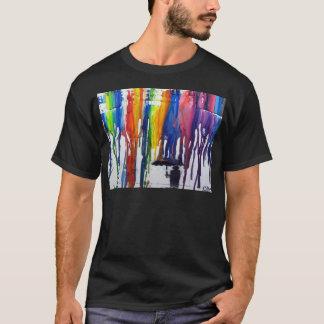 溶ける雨 Tシャツ