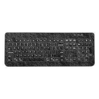 溶岩のキーボード ワイヤレスキーボード