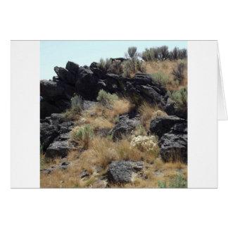 溶岩の石 カード