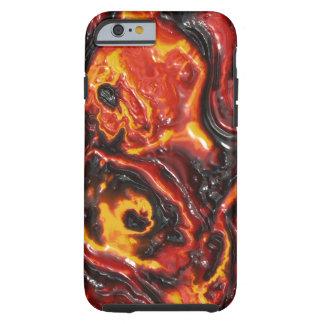 溶岩のIphoneの場合 ケース