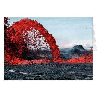 溶岩 カード