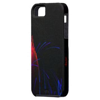 溶岩、水 iPhone SE/5/5s ケース