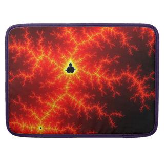 溶岩 MacBook PROスリーブ