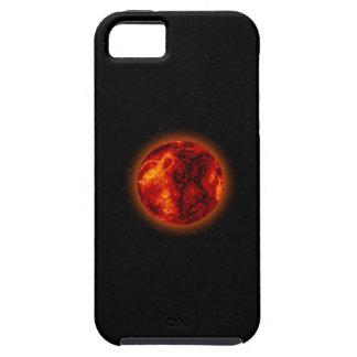 溶解した惑星 iPhone SE/5/5s ケース