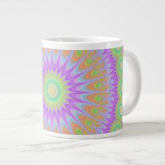 滑らかなスパイク ジャンボコーヒーマグカップ