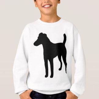 滑らかなフォックステリア犬のギア スウェットシャツ