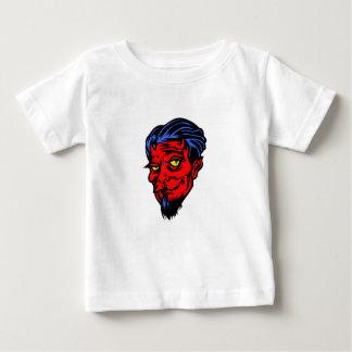 滑らかな悪魔 ベビーTシャツ