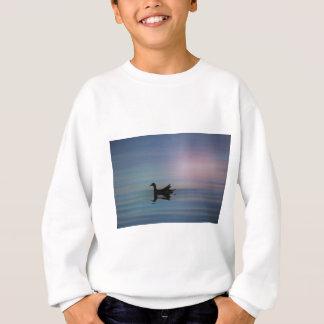 滑らかなGallinule スウェットシャツ