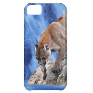 滝のオオヤマネコ iPhone5Cケース