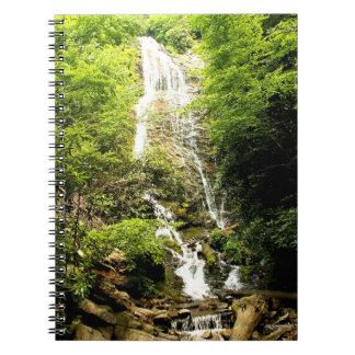 滝のノート ノートブック