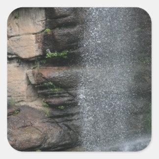 滝の低下 スクエアシール