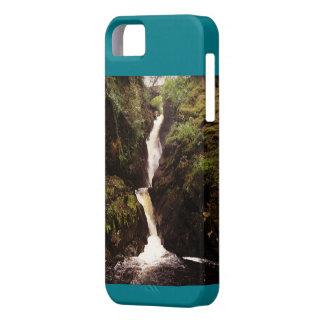 滝の携帯電話の箱 iPhone SE/5/5s ケース