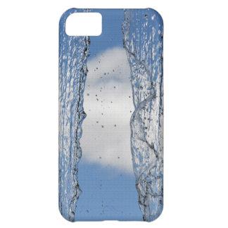滝の節水の写真のiPhone 5の場合 iPhone5Cケース