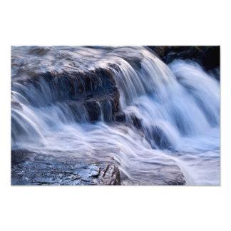 滝の詳細、東のえら、Keld フォトプリント
