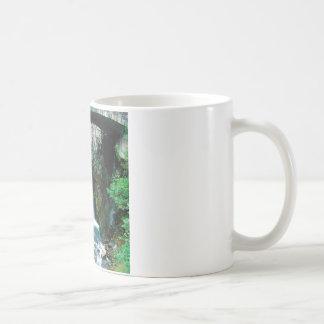 滝クリスティーンレーニア山 コーヒーマグカップ