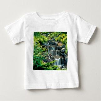滝バンクーバーブリティッシュ・コロンビア ベビーTシャツ