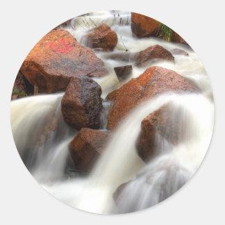 滝01 ラウンドシール
