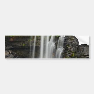 滝2 バンパーステッカー